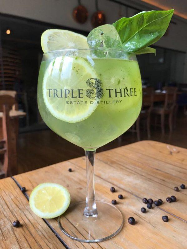 Triple three Gin