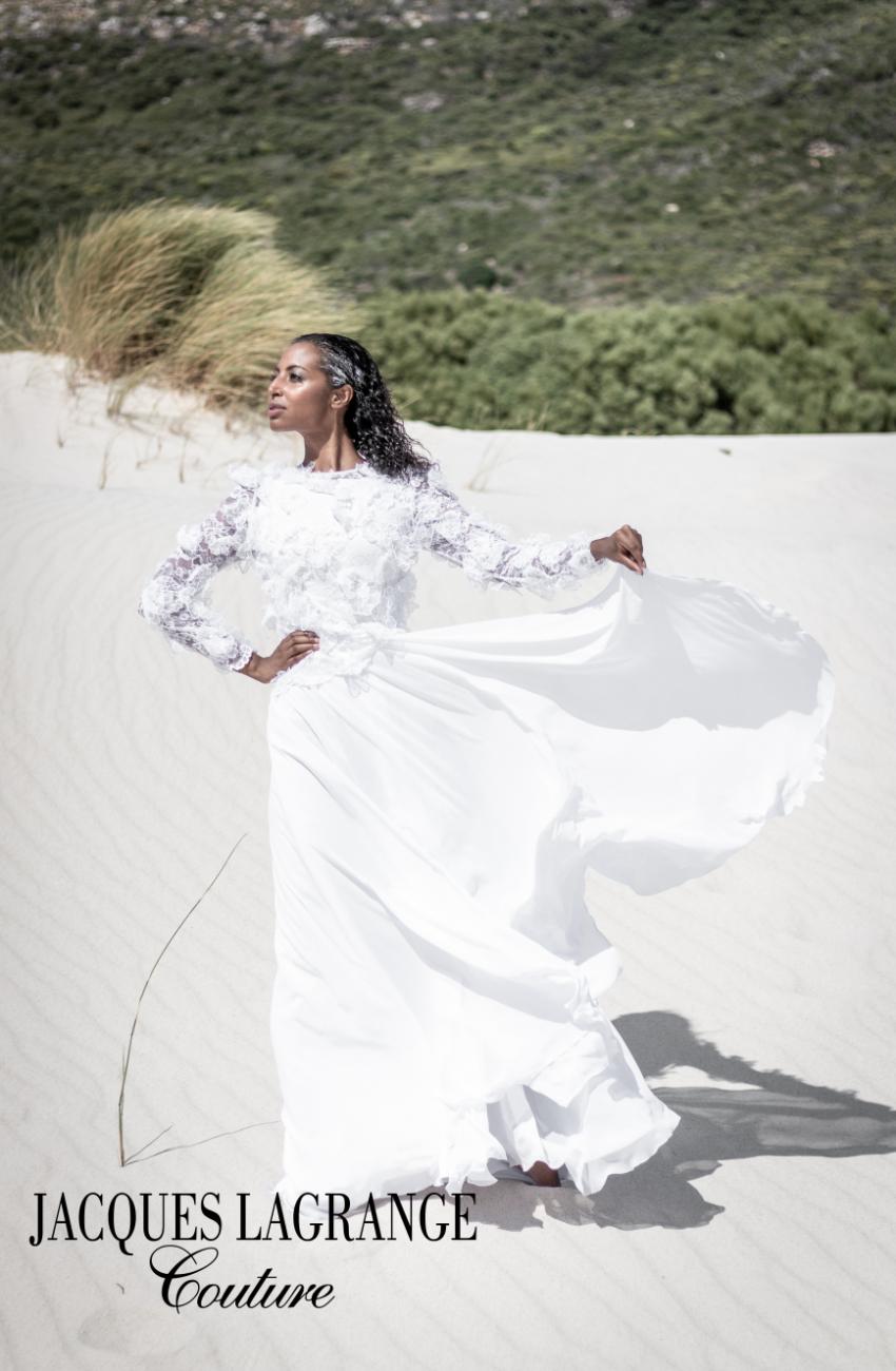 Dune shoot for Capelli La Vita